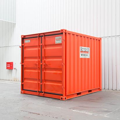 medium dichte container zegwaard