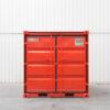 voorkant zegwaard container