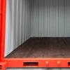 bodem van zegwaard container